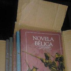Libros: COLECCION COMPLETA (5 LIBROS). NOVELA BELICA. Lote 121828531