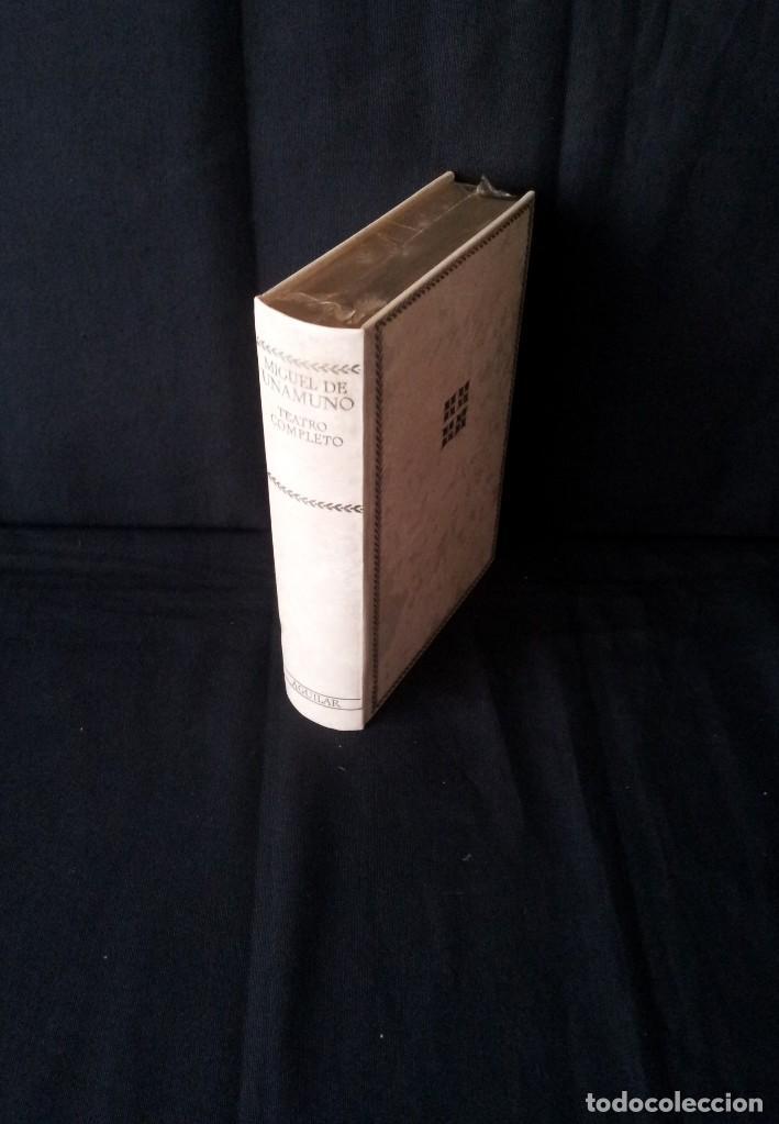 MIGUEL DE UNAMUNO - TEATRO COMPLETO - AGUILAR EDICION CINCUENTENARIO (SIN ABRIR) (Libros Nuevos - Literatura - Narrativa - Clásicos Universales)