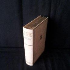 Libros: MIGUEL DE UNAMUNO - TEATRO COMPLETO - AGUILAR EDICION CINCUENTENARIO (SIN ABRIR). Lote 124019339