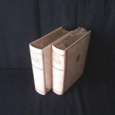 Libros: MARK TWAIN - NOVELAS COMPLETAS Y ENSAYOS (2 TOMOS) - AGUILAR EDICION CINCUENTENARIO (SIN ABRIR). Lote 124020163