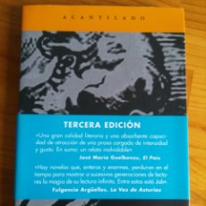 Libros: JOB. JOSEPH ROTH. TRADUCCION BERTA VIAS MAHOU. ED ACANTILADO. Lote 124214630