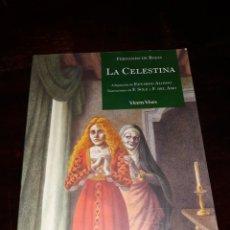 Libros: CLÁSICOS ADAPTADOS: LA CELESTINA. Lote 126214302