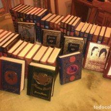 """Libros: """"GRANDES GENIOS DE LA LITERATURA UNIVERSAL"""". Lote 127550059"""