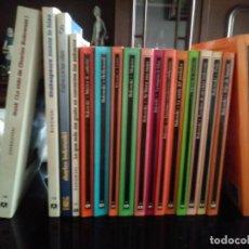 Libros: COLECCION COMPLETA DE 16 LIBROS DE BUKOWSKI EN CASTELLANO. Lote 132485946