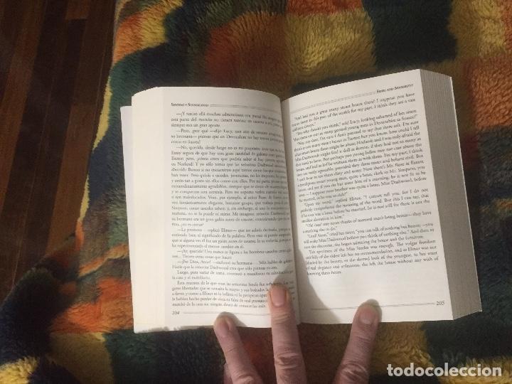Libros: Clásicos/bilingües: Sentido y sensibilidad/Sense and sensibility, Jane Austin - Foto 2 - 138873674