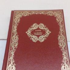 Libros: LA DIVINA COMEDIA DANTE. Lote 139521652