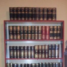books - COLECCION COMPLETA DE 103 TOMOS DE GRANDES CLASICOS AGUILAR, OBRAS COMPLETAS - RBA 2004 - 140386770