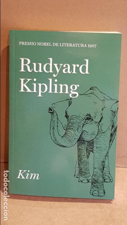 KIM / RUDYARD KIPLING / NOBEL DE LITERATURA 1907 / NUEVO (Libros Nuevos - Literatura - Narrativa - Clásicos Universales)