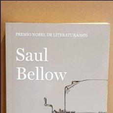 Libros: HERZOG / SAUL BELLOW / NOBEL DE LITERATURA 1976 / NUEVO.. Lote 140597542