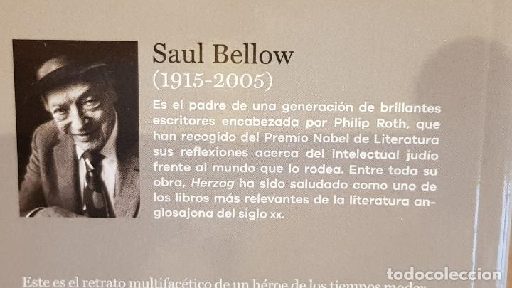Libros: HERZOG / SAUL BELLOW / NOBEL DE LITERATURA 1976 / NUEVO. - Foto 2 - 140597542