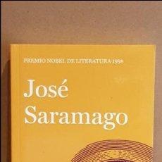 Libros: ENSAYO SOBRE LA CEGUERA / JOSÉ SARAMAGO / NOBEL DE LITERATURA 1998 / NUEVO.. Lote 140597986
