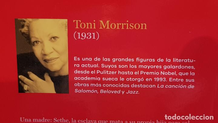 Libros: BELOVED / TONI MORRISON / NOBEL LITERATURA 1993 - Foto 2 - 140598234