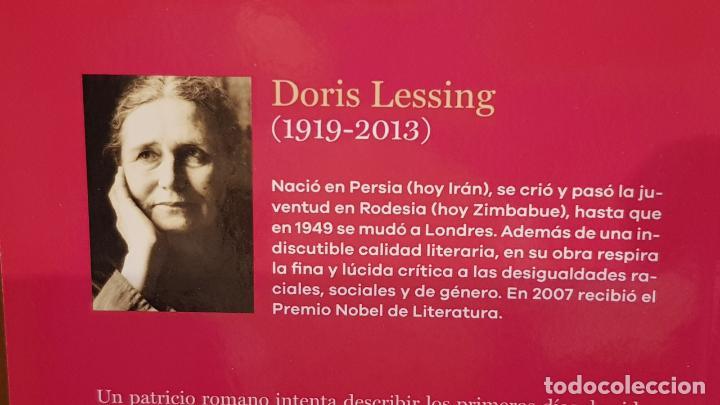 Libros: LA GRIETA / DORIS LESSING / NOBEL DE LITERATURA 2007 / NUEVO - Foto 2 - 140598478