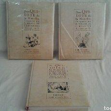 Libros: DON QUIJOTE DE LA MANCHA. ILUSTRADO POR ANTONIO MINGOTE.. Lote 141302900