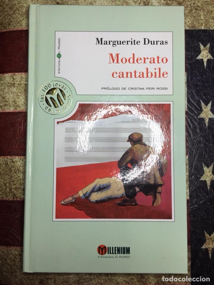 MODERATO CANTABILE (Libros Nuevos - Literatura - Narrativa - Clásicos Universales)