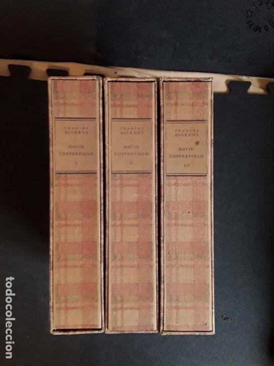 DICKENS. DAVIS COPPERFIELD. ILUSTRACIONES DE BERTHOLD MAHN. LITERATURA UNIVERSAL. (Libros Nuevos - Literatura - Narrativa - Clásicos Universales)