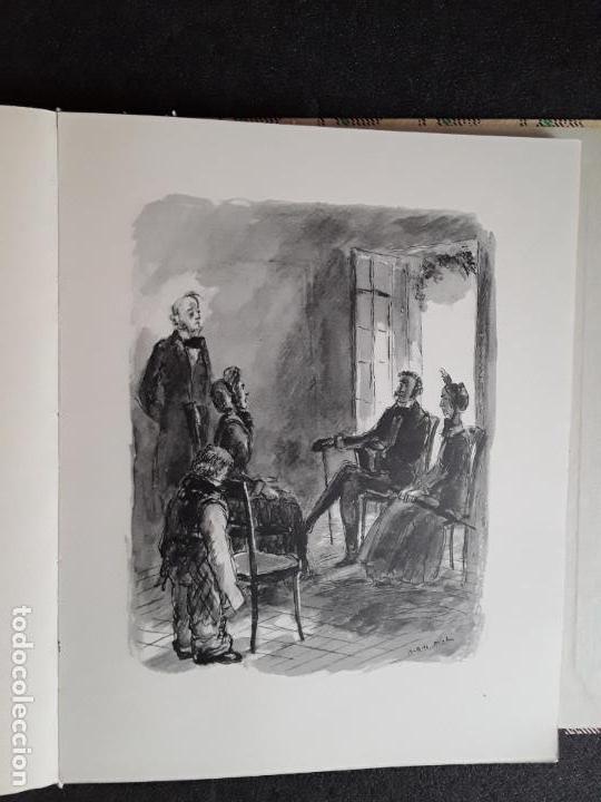 Libros: Dickens. Davis Copperfield. Ilustraciones de Berthold Mahn. Literatura Universal. - Foto 2 - 143864630