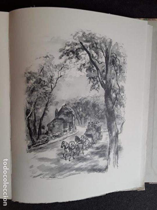 Libros: Dickens. Davis Copperfield. Ilustraciones de Berthold Mahn. Literatura Universal. - Foto 4 - 143864630