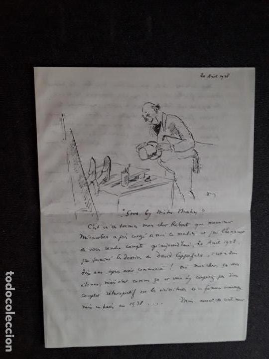 Libros: Dickens. Davis Copperfield. Ilustraciones de Berthold Mahn. Literatura Universal. - Foto 5 - 143864630