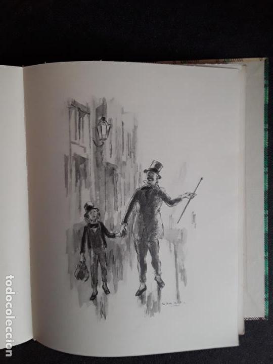Libros: Dickens. Davis Copperfield. Ilustraciones de Berthold Mahn. Literatura Universal. - Foto 6 - 143864630