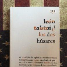 Libros: LOS DOS HÚSARES. Lote 143887260