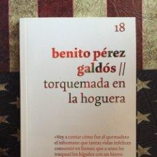 Libros: TORQUEMADA EN LA HOGUERA. Lote 143887514