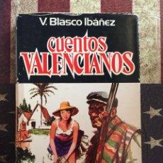 Libros: CUENTOS VALENCIANOS. Lote 143894480