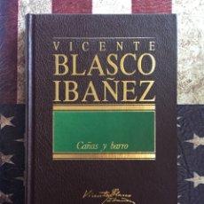 Libros: CAÑAS Y BARRO. Lote 143895157