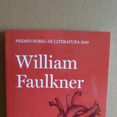 Libros: EL RUIDO Y LA FURIA / WILLIAM FAULKNER / NOBEL DE LITERATURA 1949 / NUEVO.. Lote 147684910
