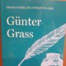 Libros: MI SIGLO / GÜNTER GRASS / NOBEL DE LITERATURA 1999 / NUEVO. Lote 147855578