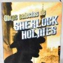 Libros: OBRAS SELECTAS DE SHERLOCK HOLMES, ARTHUR CONAN DOYLE. Lote 148343214