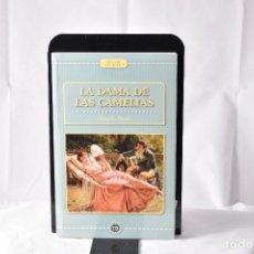 Libros: LA DAMA DE LAS CAMELIAS. DUMAS, ALEJANDRO. CLASICOS UNIVERSALES. Lote 149308186