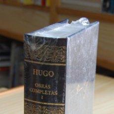 books - HUGO OBRAS COMPLETAS I EDITORIAL AGUILAR - 151661754