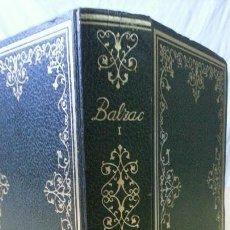 Libros: LA COMEDIA HUMANA - TOMO I - HONORE DE BALZAC - EDITORIAL VERGARA AÑO 1969 - 1ª EDICÓN (ILUST). Lote 139502934