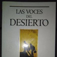 Libros: LAS VOCES DEL DESIERTO (MARLO MORGAN). Lote 154047314