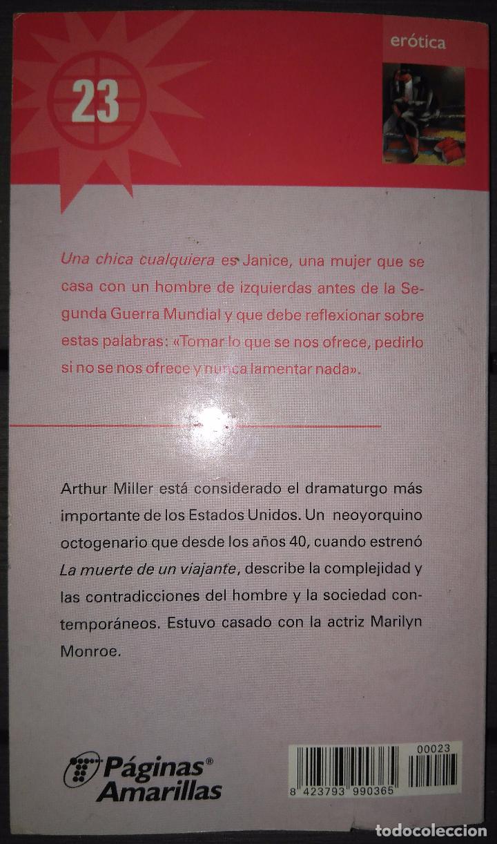 Libros: UNA CHICA CUALQUIERA (ARTHUR MILLER) - Foto 2 - 154047474