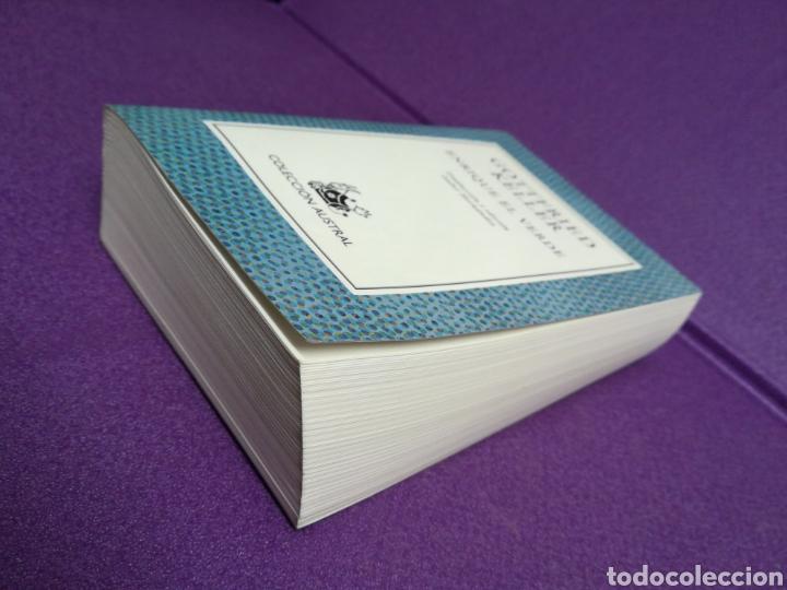 Libros: Enrique el Verde de Gottfried Keller. Colección Austral 523 Espasa 2001 Primera edición - Foto 3 - 156001308