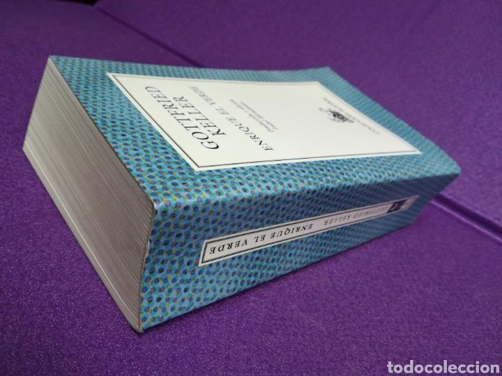 Libros: Enrique el Verde de Gottfried Keller. Colección Austral 523 Espasa 2001 Primera edición - Foto 4 - 156001308