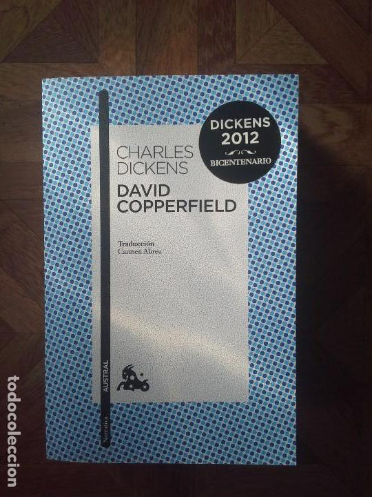 Libros: CHARLES DICKENS - DAVID COPPERFIELD - Foto 1 - 156484558