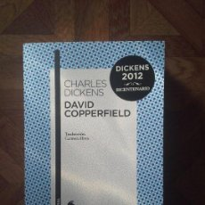 Libros: CHARLES DICKENS - DAVID COPPERFIELD. Lote 156484558
