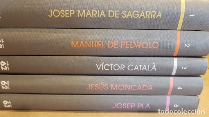 Libros: LES MILLORS OBRES DE LA NARRATIVA CATALANA DEL SEGLE XX / COMPLETA 20 TOMOS / NUEVOS. - Foto 4 - 157672846