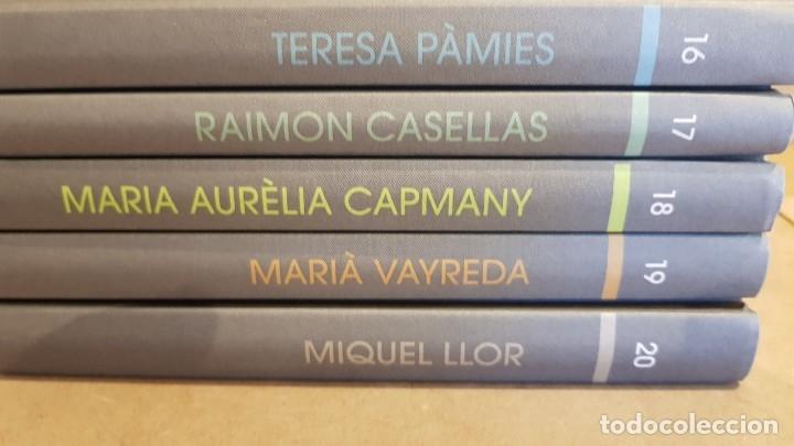 Libros: LES MILLORS OBRES DE LA NARRATIVA CATALANA DEL SEGLE XX / COMPLETA 20 TOMOS / NUEVOS. - Foto 7 - 157672846