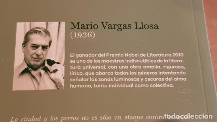 Libros: LA CIUDAD Y LOS PERROS / MARIO VARGAS LLOSA / NOBEL DE LITERATURA 2010 / NUEVO - Foto 2 - 157713470