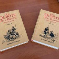 Libros: DON QUIJOTE DE LA MANCHA,EUSTAQUIO SEGRELLES. Lote 165789810