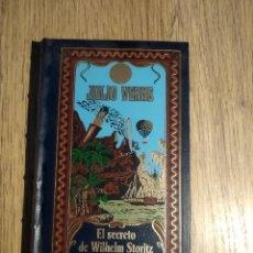 Libros: EL SECRETO DE WILHELM STORITZ DE JULIO VERNE. Lote 167877924
