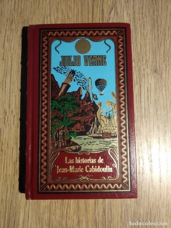 LAS HISTPRIAS DE JEAN-MARIE CABIDOULIN DE JULIO VERNE (Libros Nuevos - Literatura - Narrativa - Clásicos Universales)