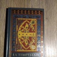 Libros: LA TEMPESTAD DE WILLIAM SHAKESPEARE. Lote 167878444