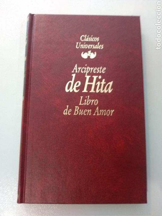 ARCIPRESTE DE HITA. LIBRO DE BUEN AMOR. PLANETA 9788432085065 (Libros Nuevos - Literatura - Narrativa - Clásicos Universales)