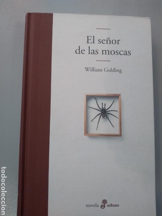 EL SEÑOR DE LAS MOSCAS WILLIAM GOLDING EDHASA 9788435009515 (Libros Nuevos - Literatura - Narrativa - Clásicos Universales)