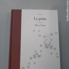Libros: LA PESTE. ALBERT CAMUS EDHASA 9788435009348. Lote 168247150